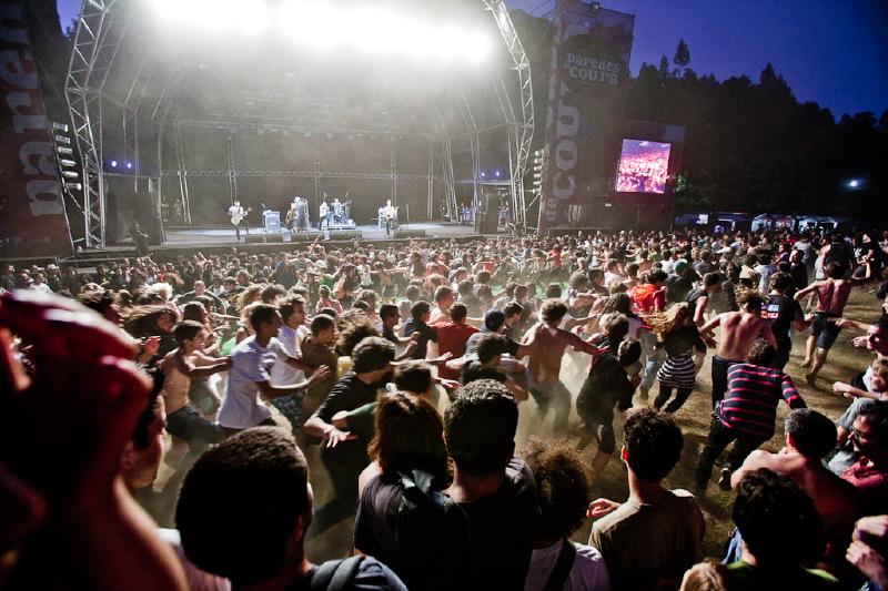 :: FESTIVAL PAREDES DE COURA 2010